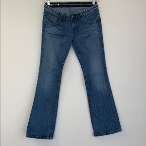 Rerock for Express, boot cut jeans